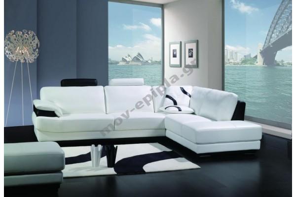 Γωνιακοί μοντέρνοι καναπέδες ΣΓ 22