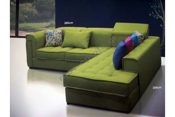 Γωνιακοί καναπέδες  μοντέρνοι τιμές   ΣΓ20