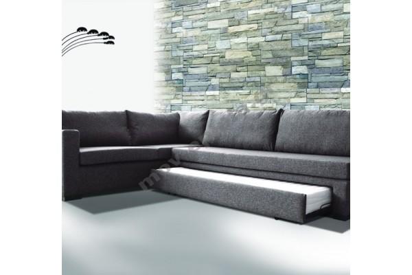 Καναπέδες γωνία -κρεβάτια ΣΓ 23