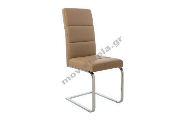 Καρέκλες τραπεζαρίας μεταλλικές ΚΜ 01